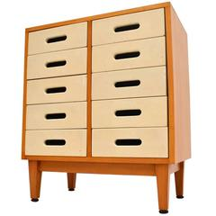 Retro Chest of Drawers by James Leonard for Esavian Vintage, 1950s