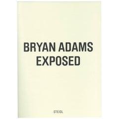 Bryan Adams - Exposed Book