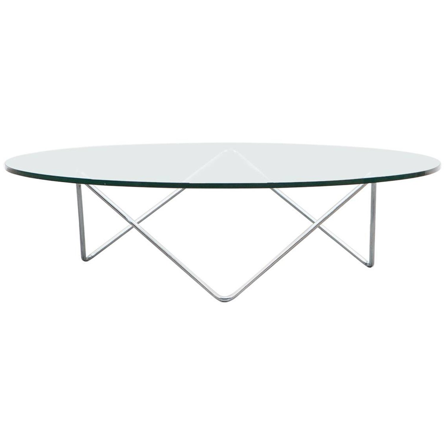 Herbert Hirche Coffee Table For Sale at 1stdibs