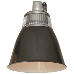 Czech Down-Lighter Pendant Light