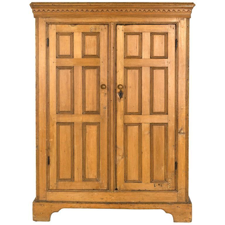 Canadian Two Door Cupboard