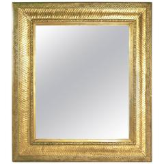 Stanford White Gilded Frame with Mirror