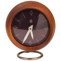 George Nelson Chronopak Desk Clock