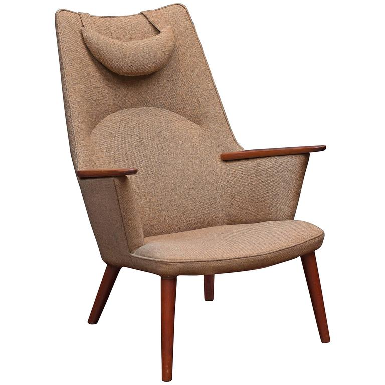Hans Wegner AP-27 Armchair For Sale