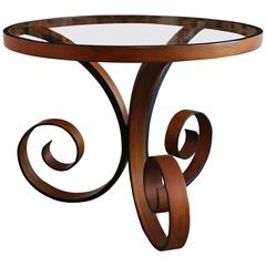 """Sultana"" Occasional Table by George Mulhauser"