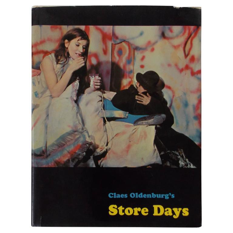"Claes Oldenburg's ""Store Days"" Art Book, 1967"