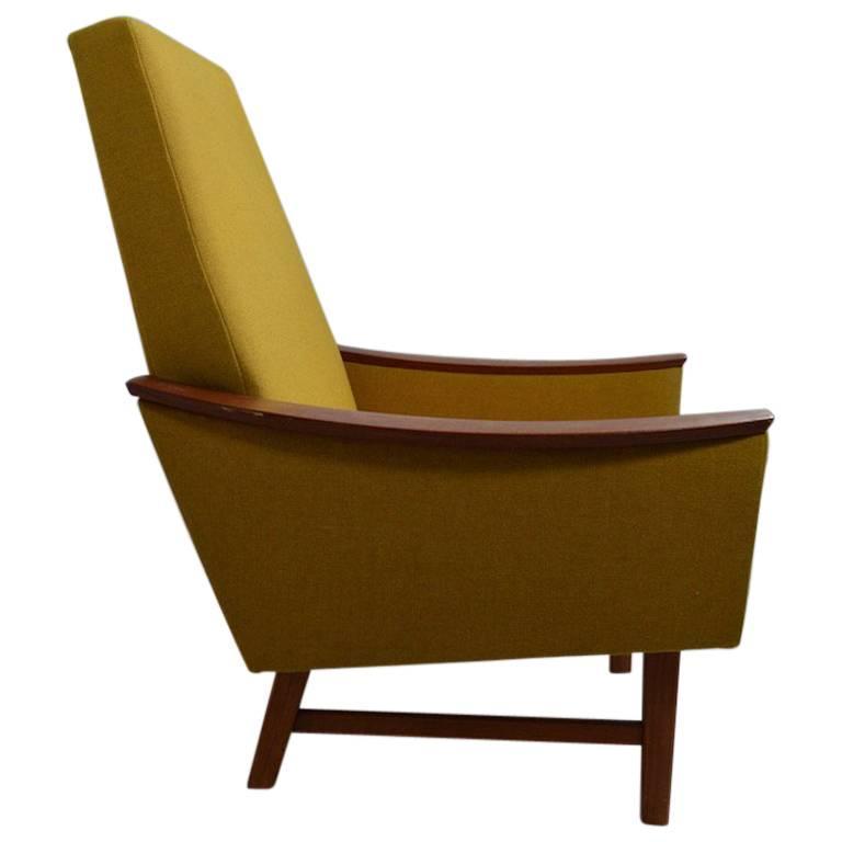 Danish Modern Lounge Chair
