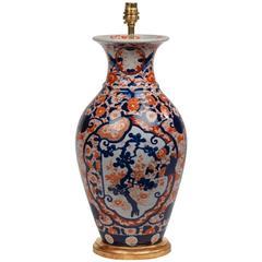 Late 19th Century Japanese Imari Vase