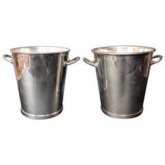 Art Deco Champagne Buckets