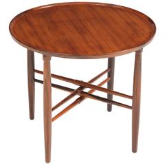 Danish Rosewood Side Table, circa 1940s