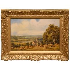 """""""Harvesting"""" by Sidney Yates Johnson"""