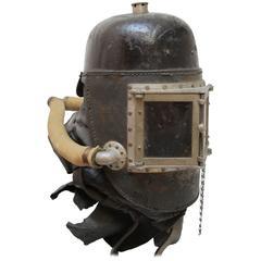 Siebe Gorman Fire Fighter Smoke Helmet