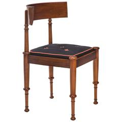 Constantin Hansen, Danish Neoclassical Klismos Chair