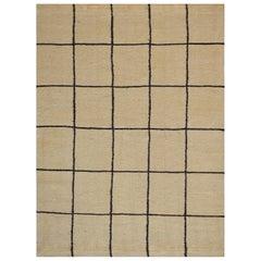 21st Century Flat-Weave Rug
