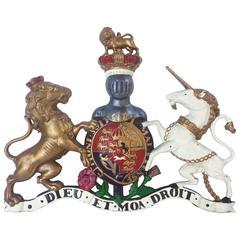 British Royal Warrant of Cast Iron