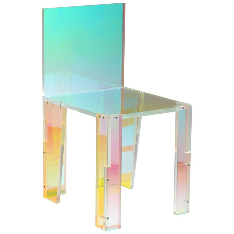 Giorgio Chair, French Touch Collection, Diogo and Juliette Felippelli
