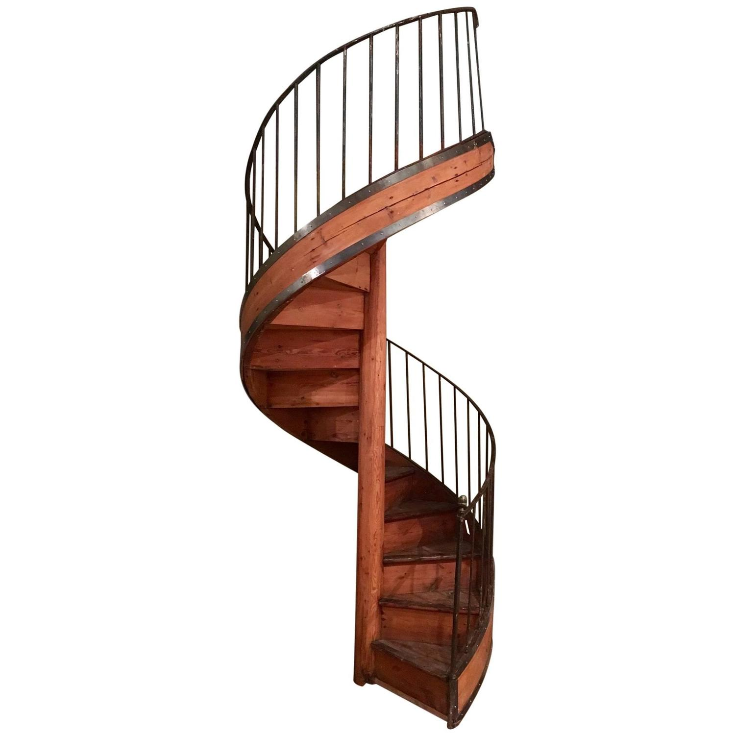 Aluminum spiral stair kits aluminum spiral staircase for Aluminum spiral staircase prices