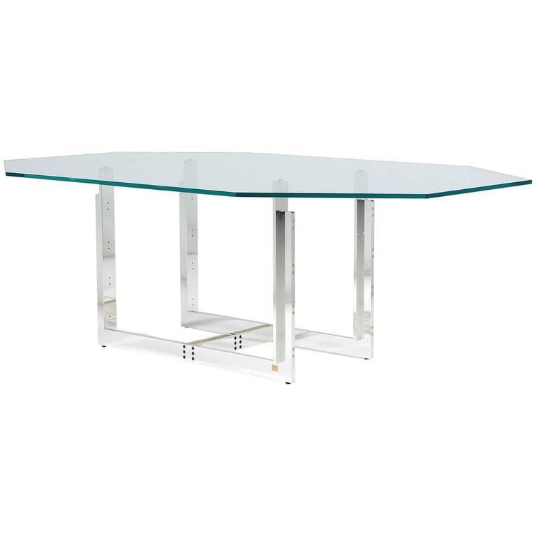 "Carlo Scarpa, ""Sarpi"" Table,  Simon Editions, Special Edition, Italy For Sale"
