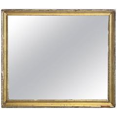 19th Century Italian Gilt Mirror