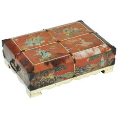 Superb 19th Century Chinese Jewel Box