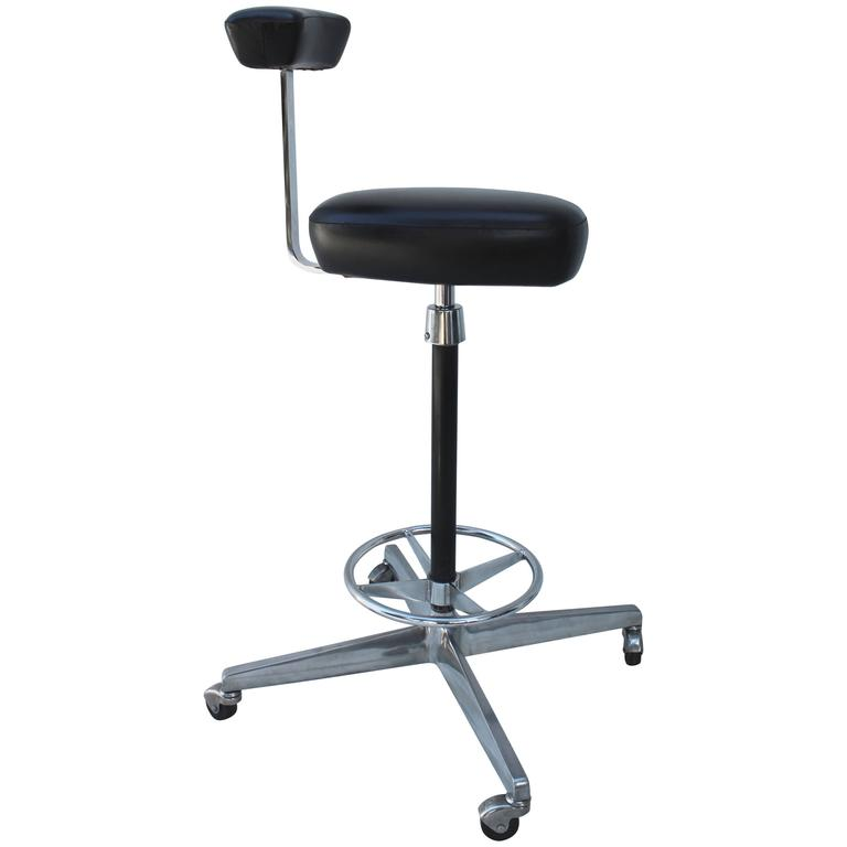 Herman Miller Drafting Stool By George Nelson For Sale At