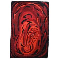OP-ART RYA Carpet, Wall Covering made in Denmark