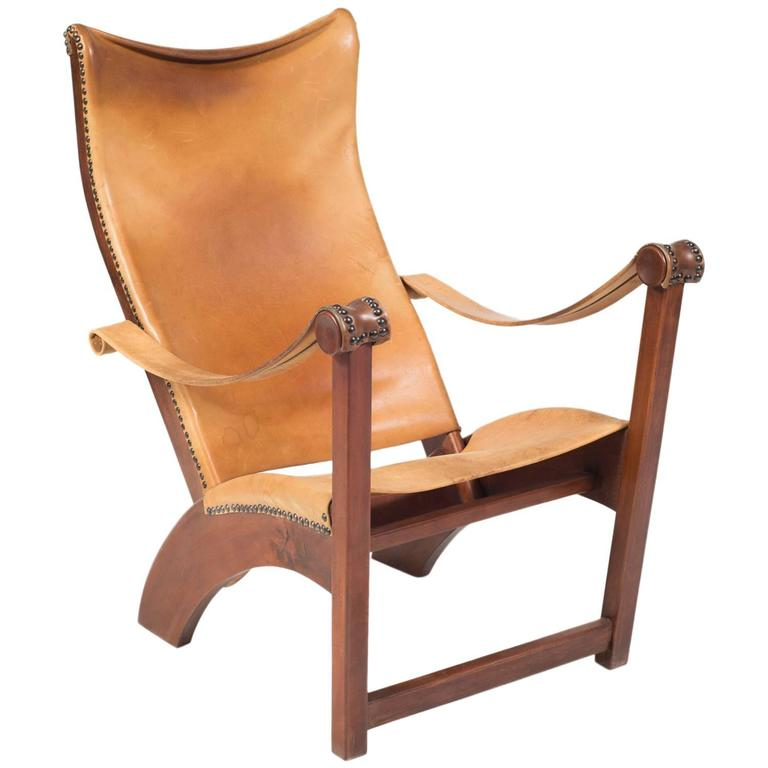 Mogens Voltelen Copenhagen Chair for Niels Vodder, Denmark, 1936