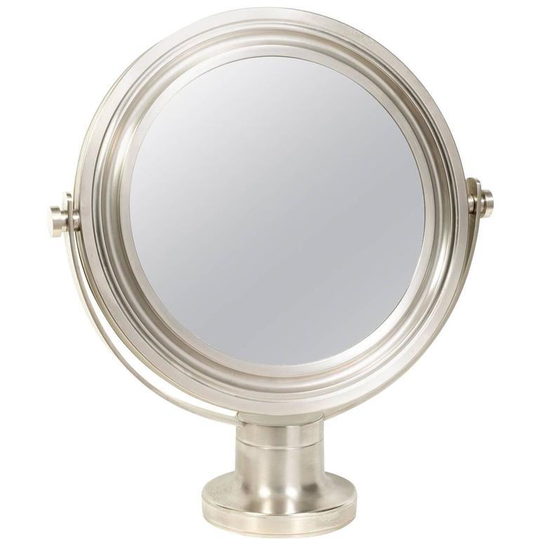 Mid-Century Italian Tabletop Mirror by Sergio Mazza For Sale