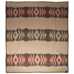 Early 1909 Pendleton Cayuse Camp Blanket