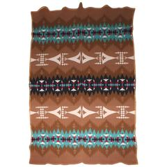 Amazing Cayuse Pendleton Indian Design Camp Blanket