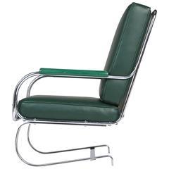 Art Deco Rocking Chairs