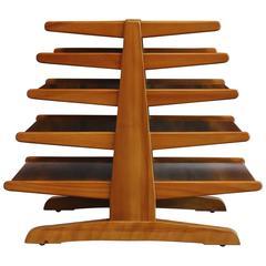 Edward Wormley Magazine Tree Model #4765 for Dunbar