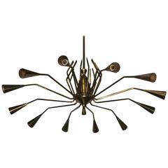 Ceiling Lamp Oscar Torlasco for Lumi Design Italian Design