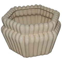 Tommaso Barbi Ceramic Vase Italian Design, 1970s