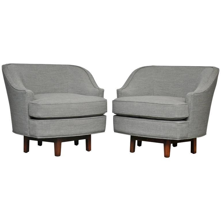 Dunbar Swivel Chairs Model 483