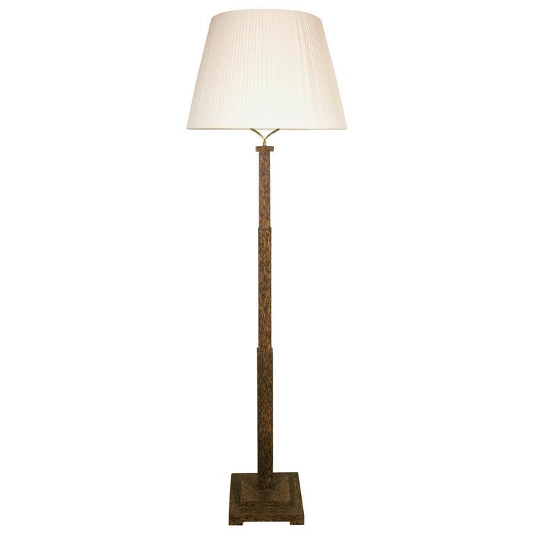 Floor Lamp in the Manner of Eugene Printz