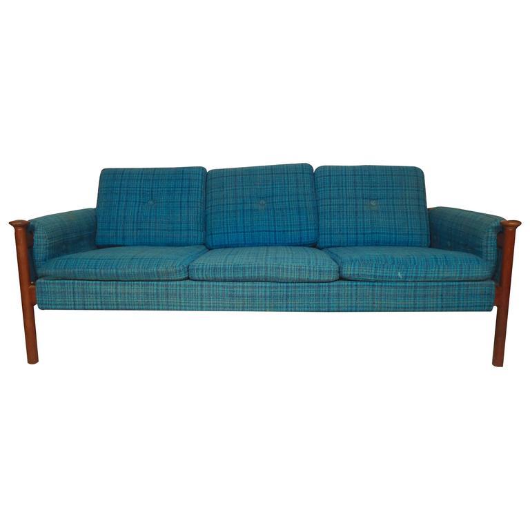 Finn Juhl Style Danish Sofa For Sale At 1stdibs
