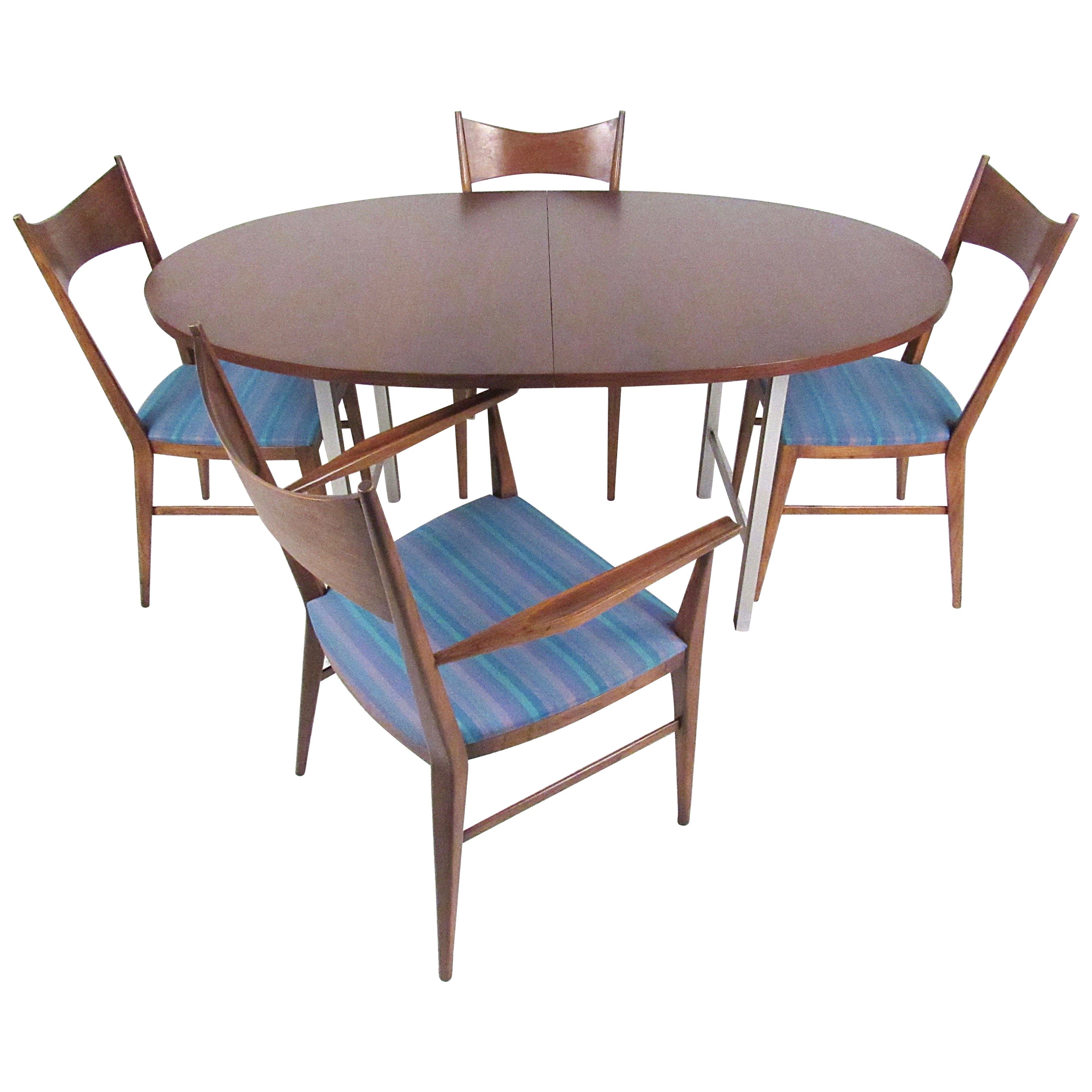 Mid-Century Paul McCobb Calvin Group Dining Set