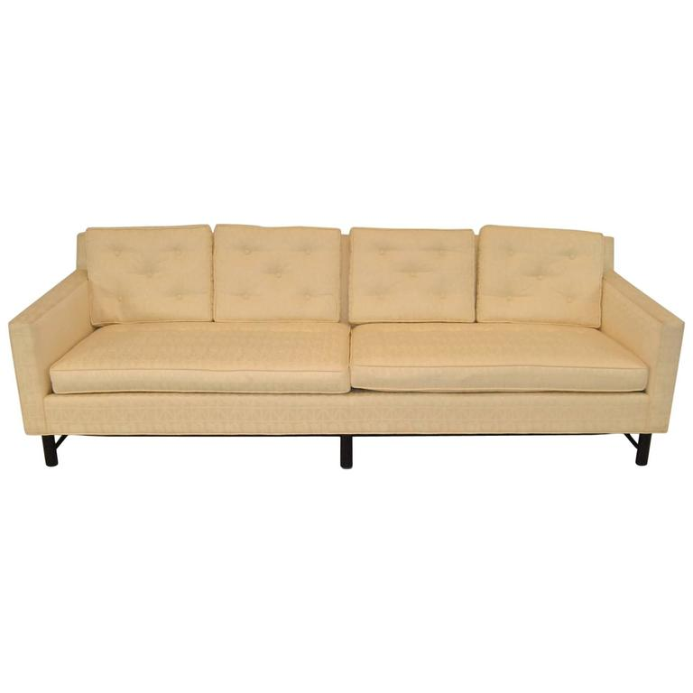Dunbar Sofa Model 5138 Designed by Edward Wormley