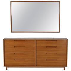 Milo Baughman Dresser & Mirror for Drexel Today's Living Line Mid-Century Modern