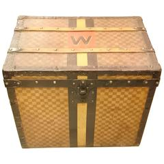 Louis Vuitton Damier Cube Trunk