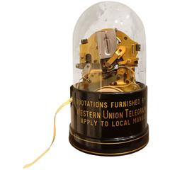 Original Edison Stock Ticker