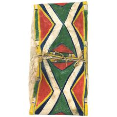 Antique Native American Parfleche Envelope, Plateau, circa 1890