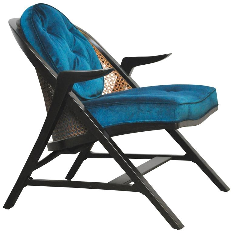 Dunbar 5700a Lounge Chair by Edward Wormley For Sale