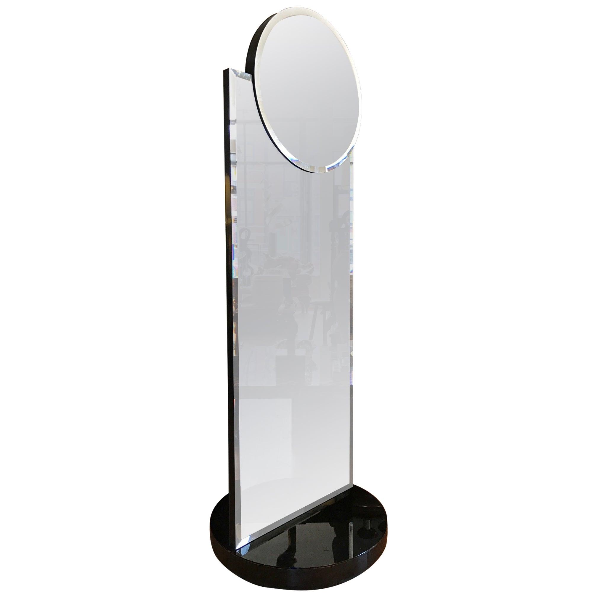 Revolving Floor Dressing  Mirror
