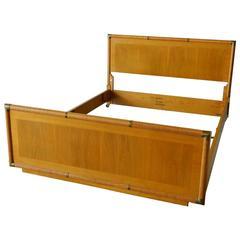 T.H. Robsjohn-Gibbings Full-Size Bed for Widdicomb