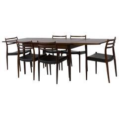 Danish Dining Room Sets