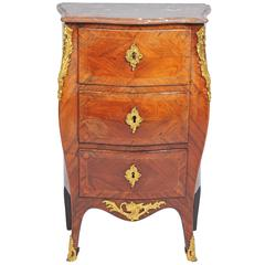 Small French 18th Century Chest