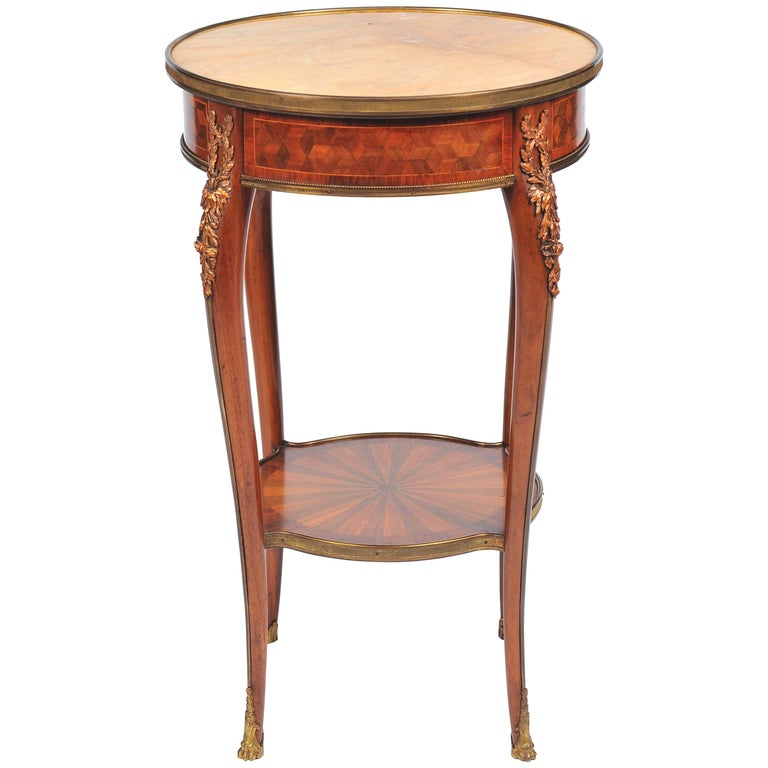 Louis XV Style Side Table For Sale