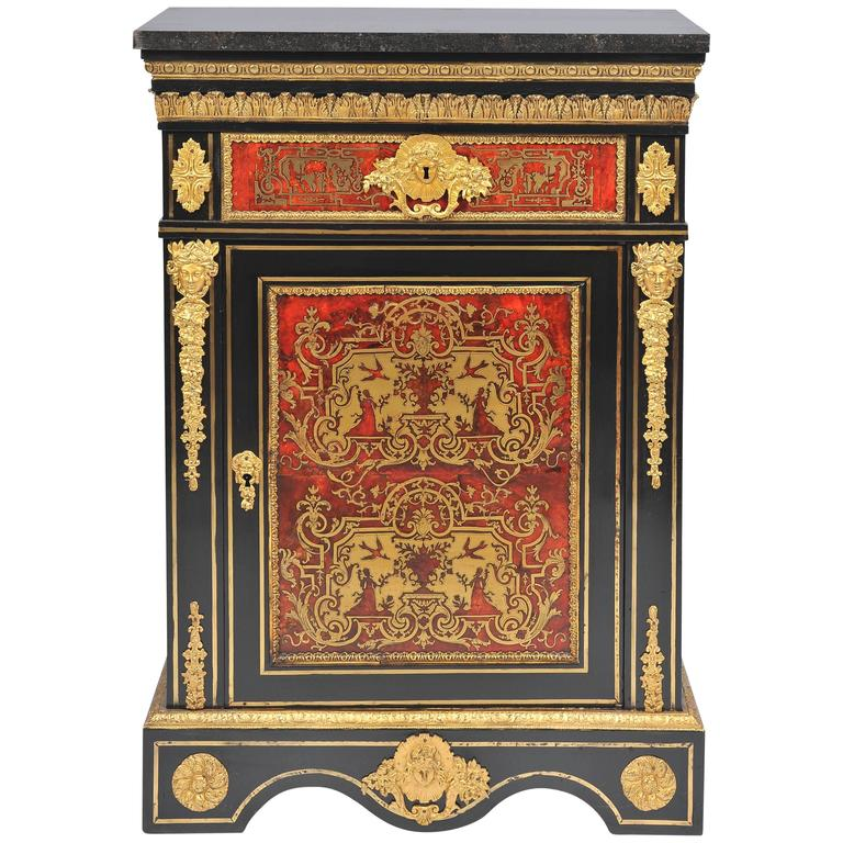 Image result for boulle cabinet
